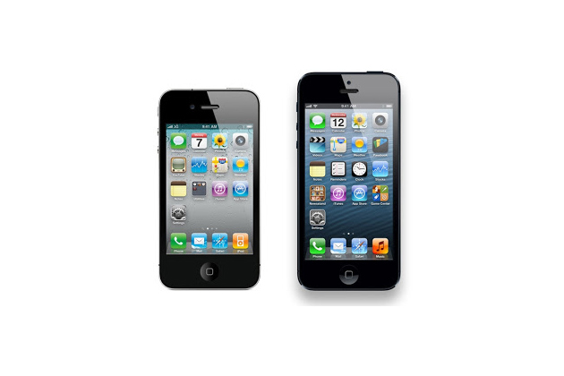 Apple groesseres iPhone-Display