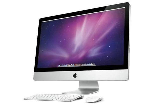 Apple iMac ohne optisches Laufwerk