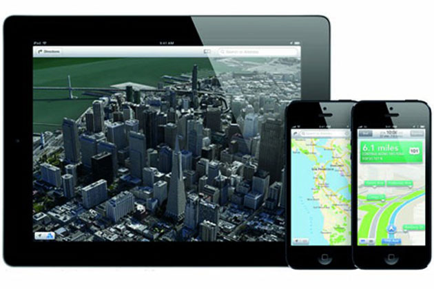 Apple-iOS-6-Maps-iPhone-5