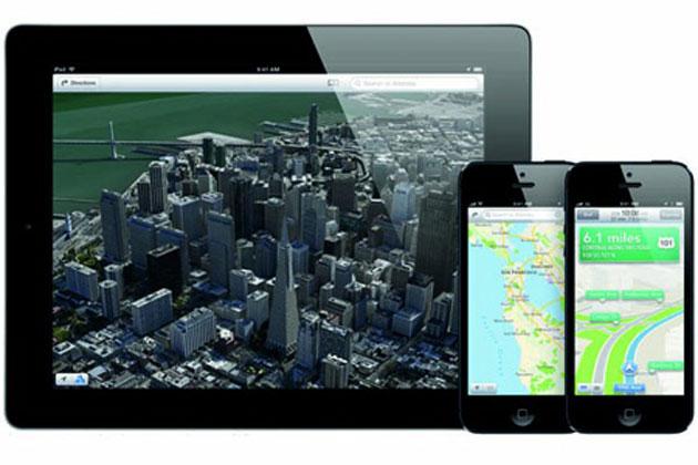 Apple-iOS-6-Maps-iPhone-5