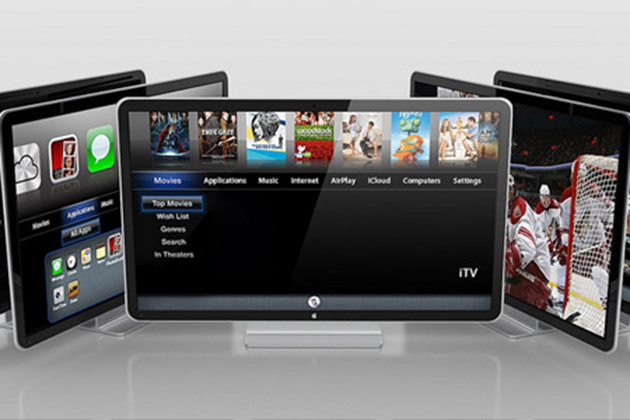 Apple iTV-Fernseher Bluetooth-Tastatur Apple TV