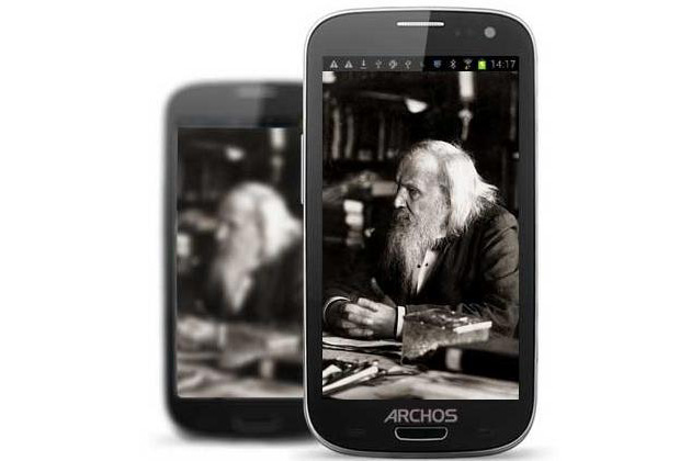 Archos Smartphone Android Test Home Nachrichten