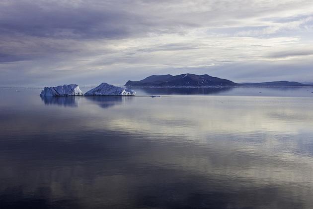 Arktis-Schmelze extreme Wetterlagen