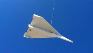 Arturo-Desert-Eagle-Papier-Flugzeug