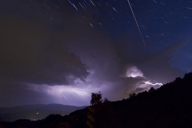 Astronomie Radio-Blitz Weltraum Nachrichten