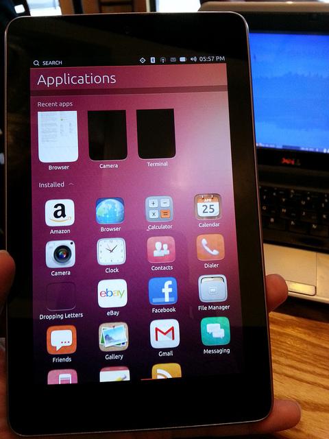 Canonical Ubuntu-Touch-Emulator Nachrichten
