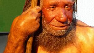 Der Neandertaler Sprechen