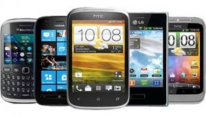 Deutschland beliebteste Smartphones