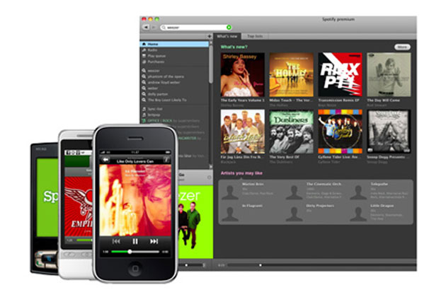 Digitale-Musikindustrie