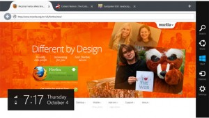 Firefox Werbung Neuer Tab