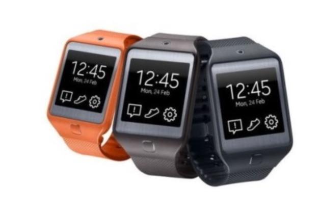 Gear Solo Samsung Smartwatch
