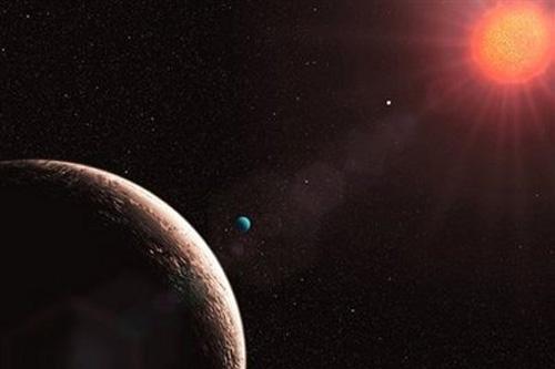 Gliese 1214b Wasserdampfwolken Nachrichten
