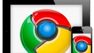 Google Chrome iPhone iPad