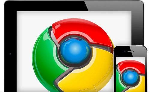 Google Chrome iPhone iPad