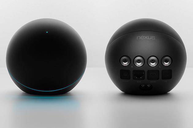 Google-Nexus-Q-Lautsprecher