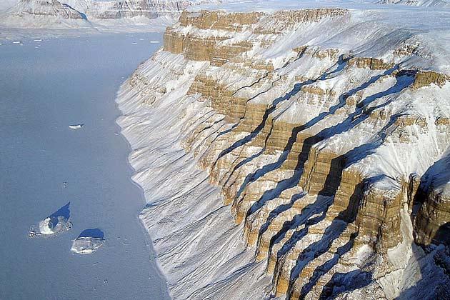 Groenland-Schlucht