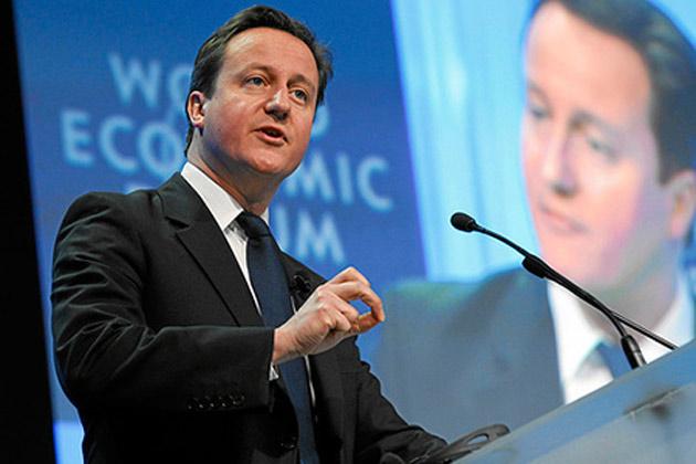 Grossbritannien Cameron Nachrichten