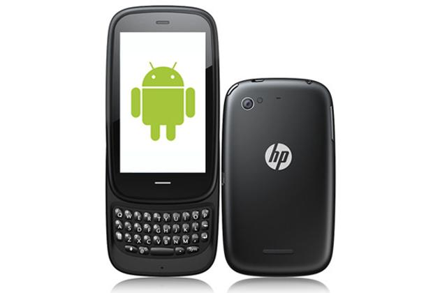 HP Smartphones 2012 HP Bender Android Nachrichten