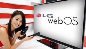 LG Fernseher Open webOS