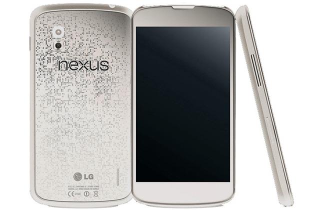 LG Nexus 4 White Weiss Release Preis Deutschland