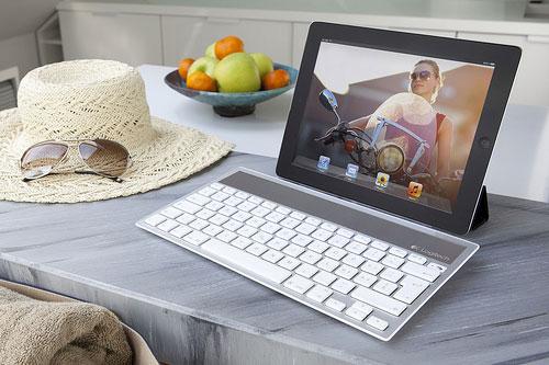 Logitech-Solar-Tastatur