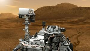 Mars-Forscher-Einöde