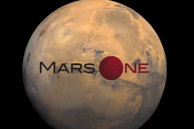 Mars One One Way-Ticket Mars