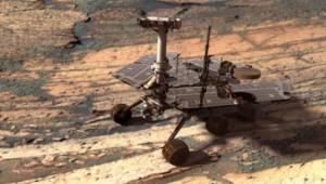 Mars-Rover Opportunity Bilder Wasser Nachrichten