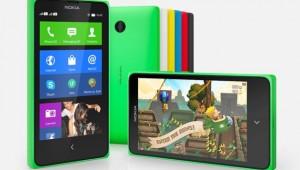 Microsoft Nokia X Android