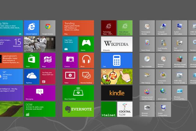 Microsoft Windows-8-Lizenzen