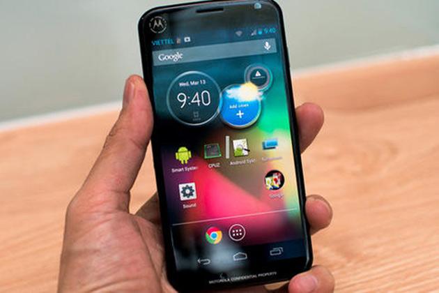 Motorola Moto X Release 2014 Deutschland