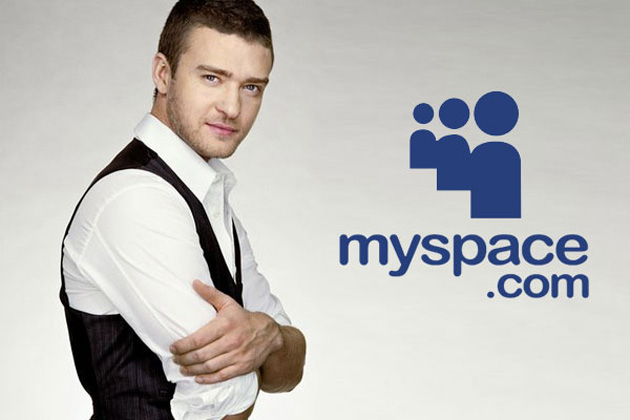 MySpace Relaunch Social Network
