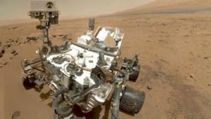 NASA-Mars-Rover-Curiosity Atmosphaere