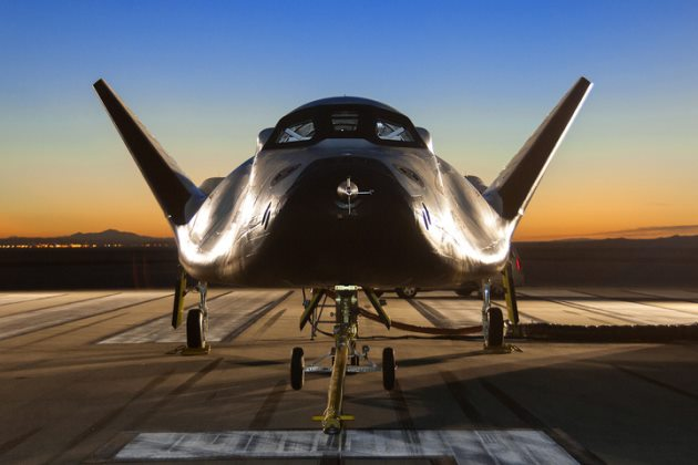 NASA Raumfaehre Dream Chaser