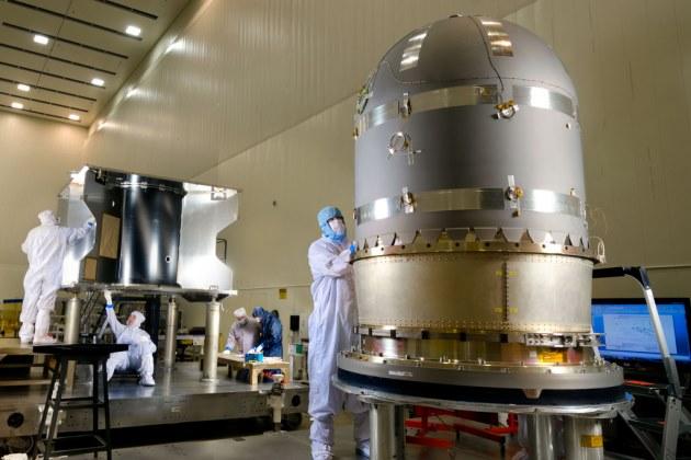 NASA Sonden