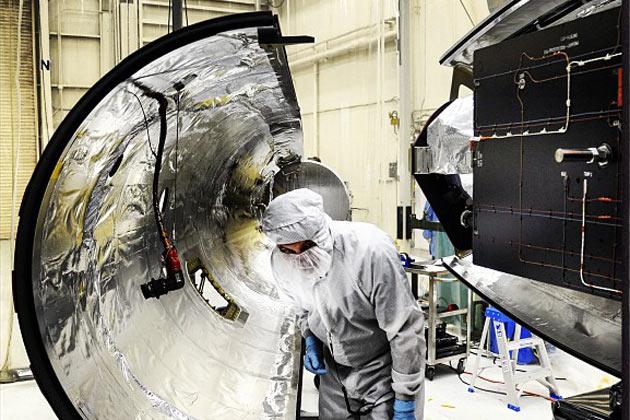 NASA Teleskop IRIS Sonnenteleskop Nachrichten