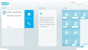 Neue Skype-Version Windows 8