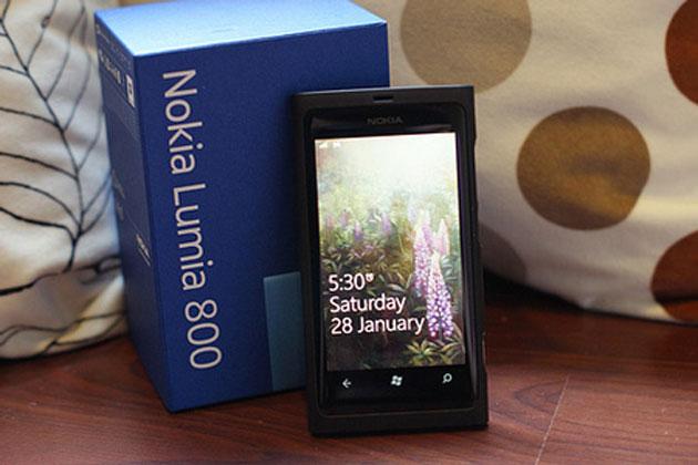 Nokia Lumia Smartphones Verkaufszahlen