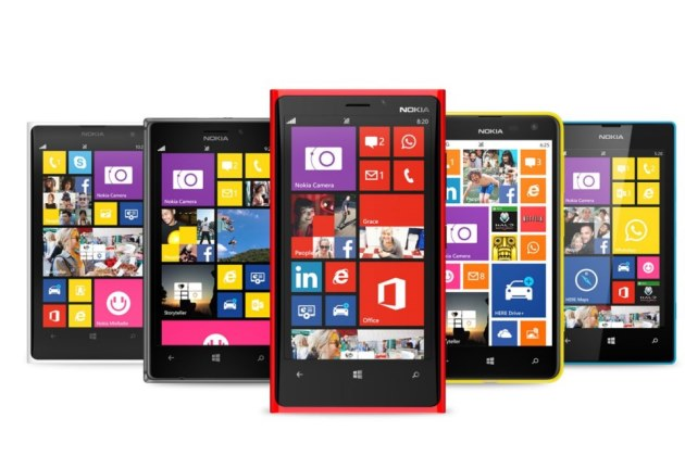 Nokia Update Lumia Black Windows Phone 8