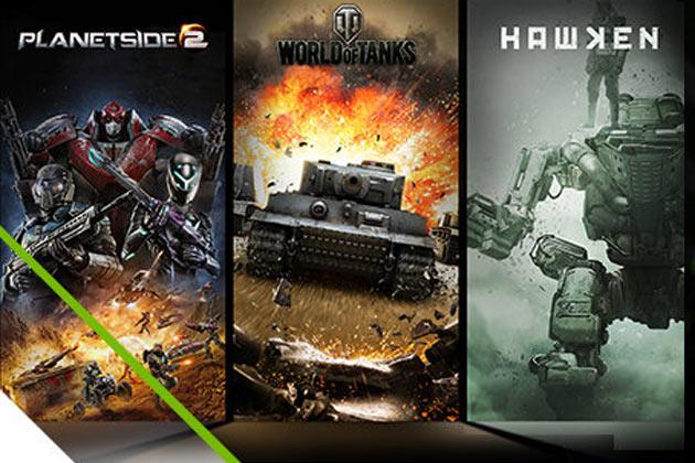 Nvidia-Free-to-Play-Bundle