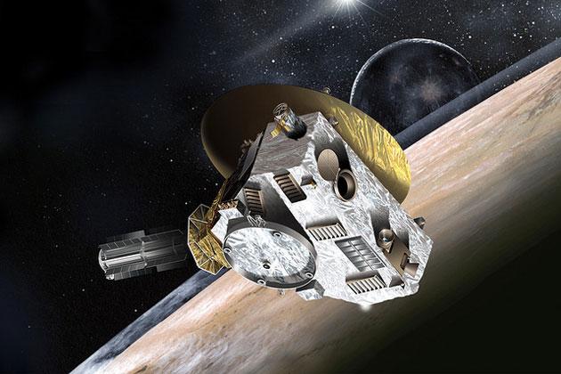Pluto-New-Horizons