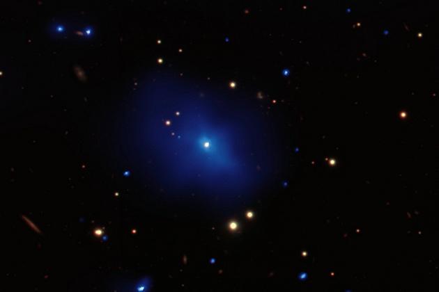Quasargruppe-Weltall