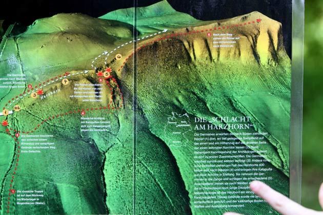 Roemisches Kettenhemd Harzhorn Oldenrode Fund