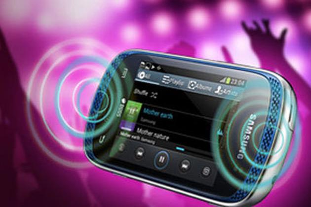 Samsung Galaxy Music Release