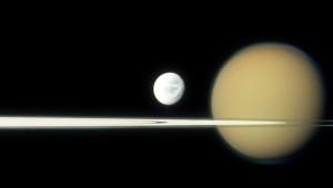 Saturn-Mond Titan Wellen Nachrichten