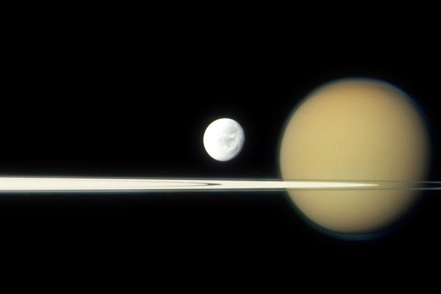 Saturnmond-Titan