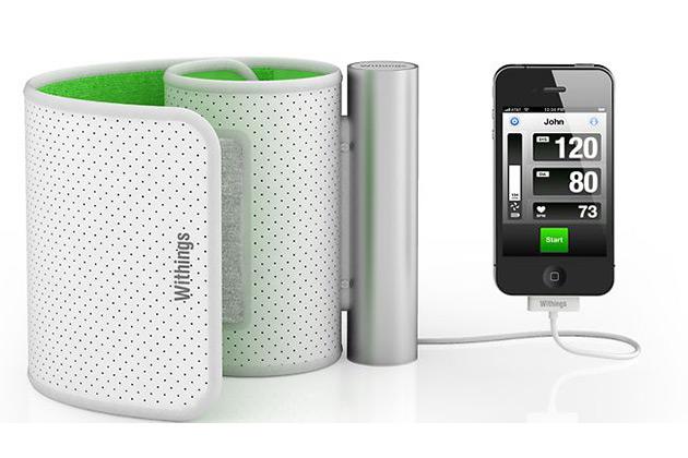 Smartphone-Blutdruck-messen