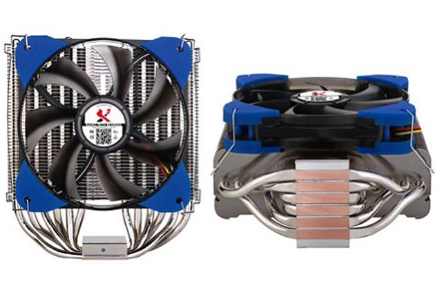 Spire CPU-Kuehler X2.9883
