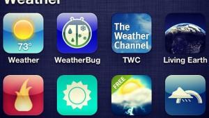 Stiftung Warentest Wetter-Apps Test Nachrichten