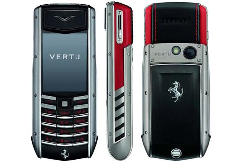 Vertu-Nokia-Verkauf
